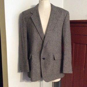 Pendleton Tweed Sport Coat Jacket 42